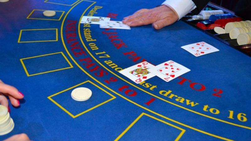 Vil du gerne være en haj til blackjack?